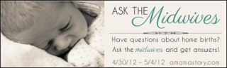 Midwifery Q&A! Day 1 {Link-up and Giveaways}