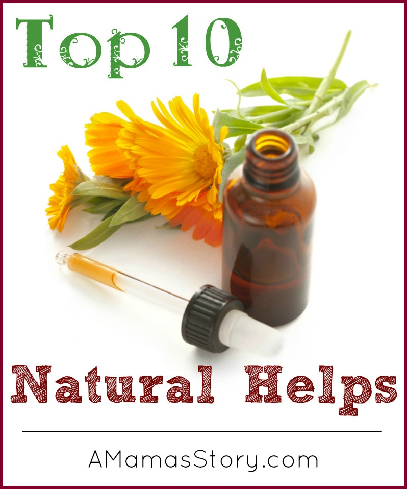 Top 10 Natural Helps (Part 1)