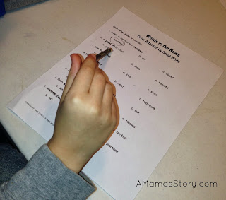 Excellent worksheets to boost vocabulary.