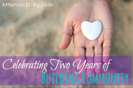 Celebrating TWO Years of Building Community