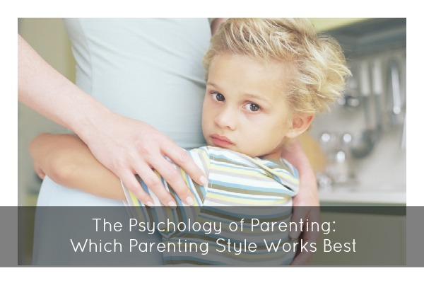 The psychology of parenting