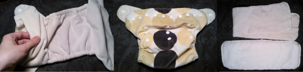pocket cloth diaper