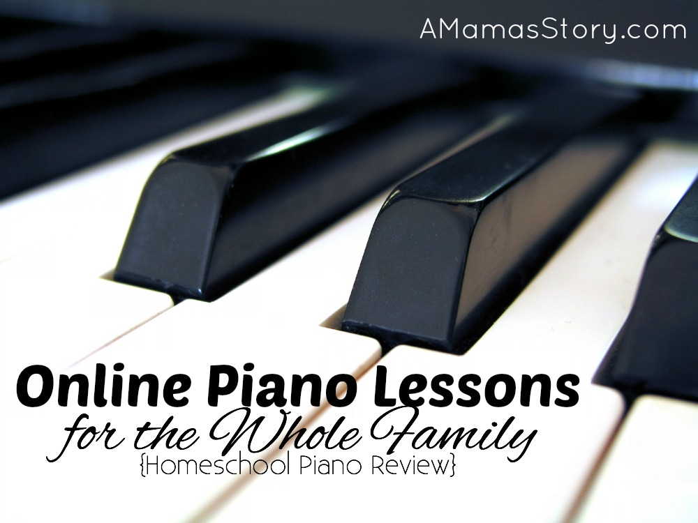 Online Piano Lessons for the Whole Family