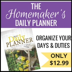 Homemakers Planner