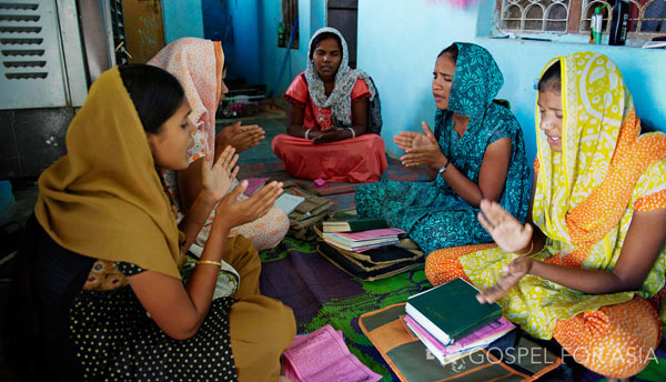 Prayer Requests: Gospel for Asia's Women Fellowship