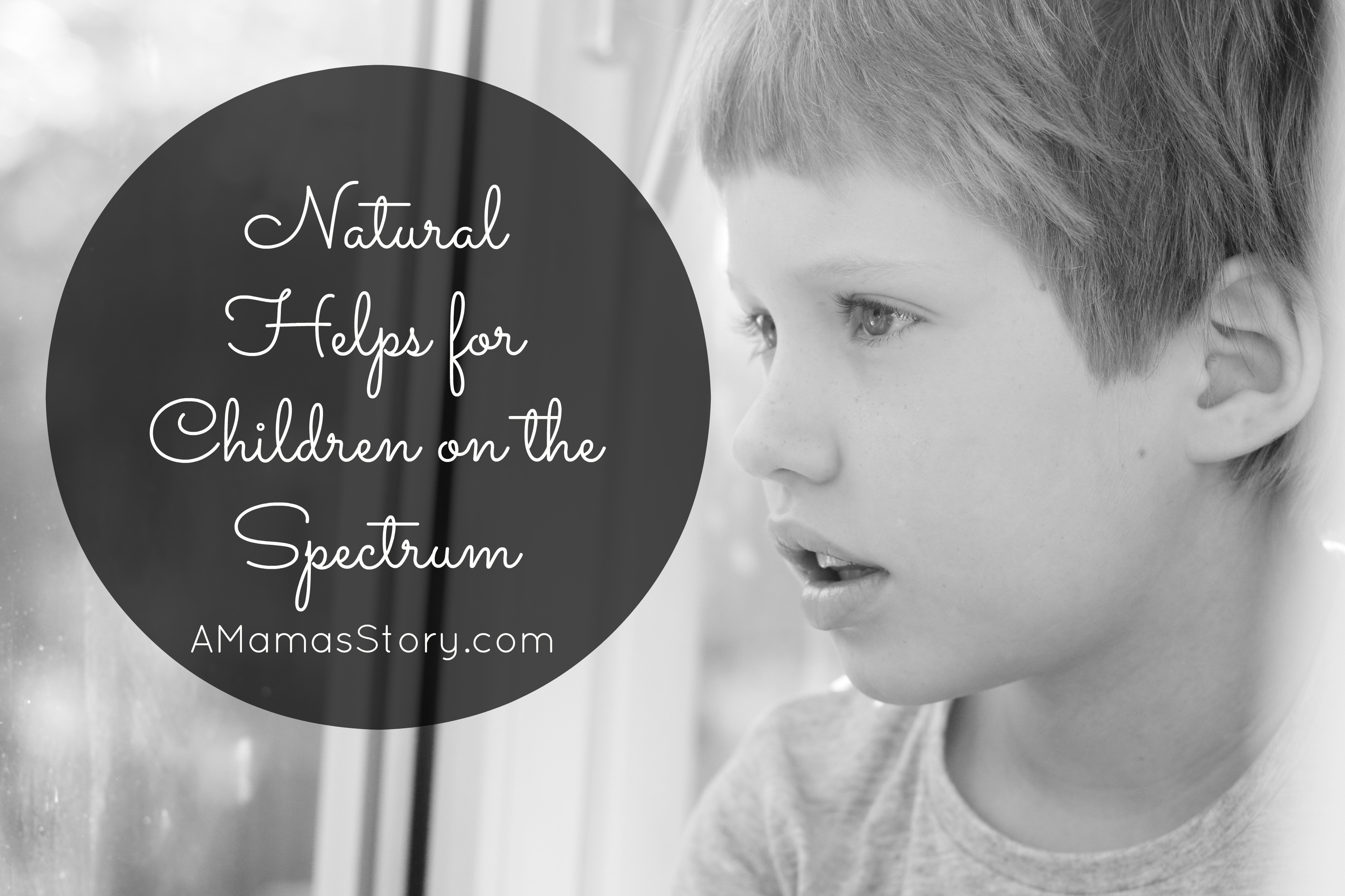 Natural Helps for Children on the Spectrum