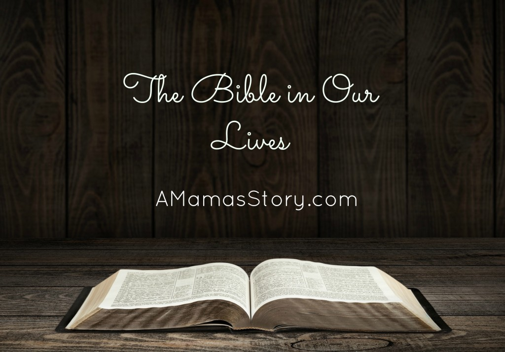 Bible in our lives