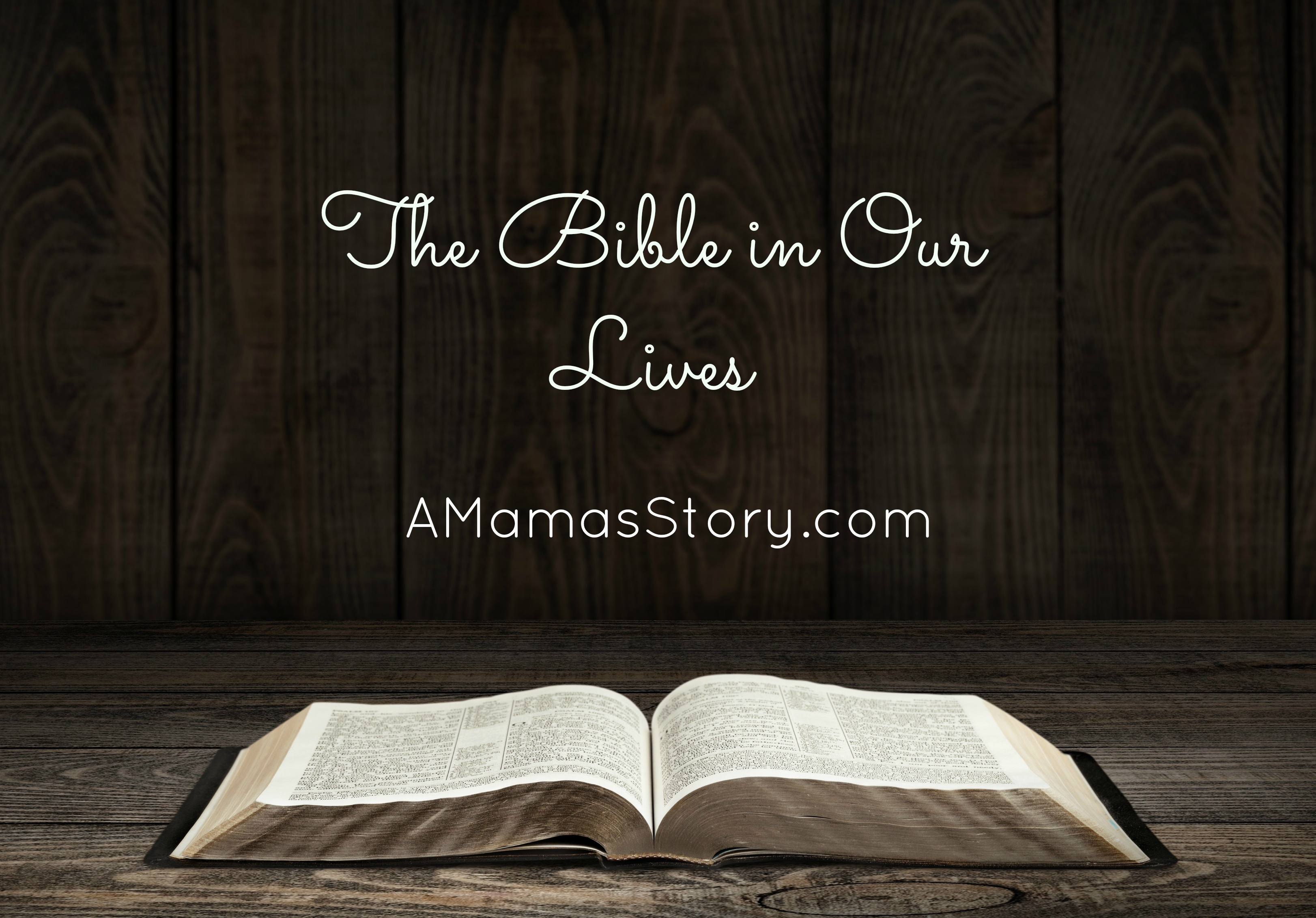 Ways to Bring the Bible Into Our Child's Day