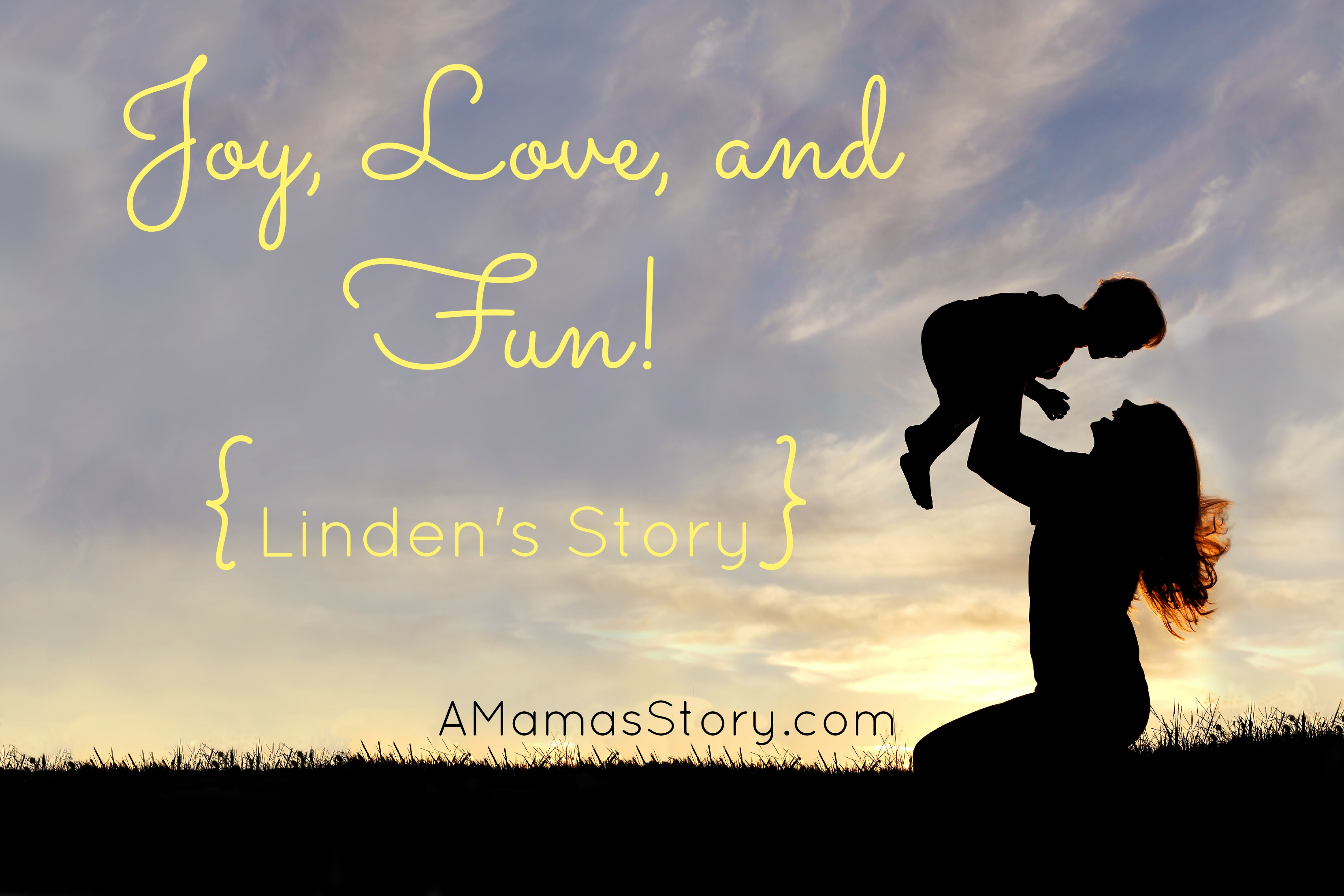 Joy, Love, and Fun! {Linden's Story}