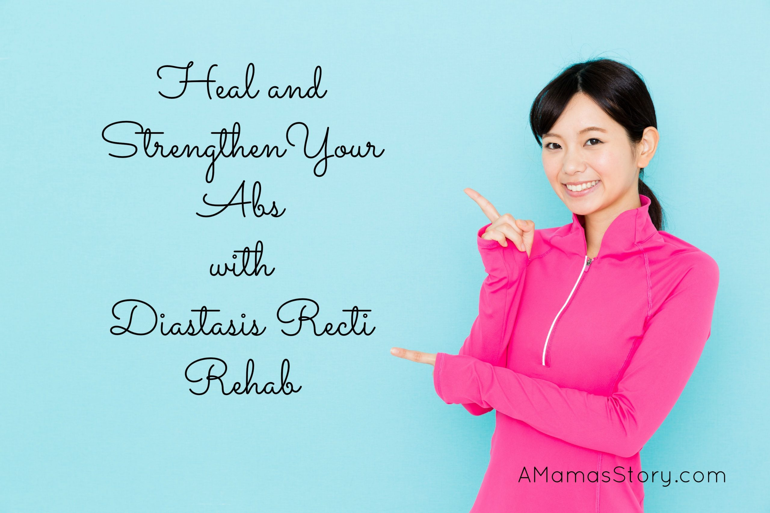 Heal and Strengthen Your Abs With Diastasis Recti Rehab