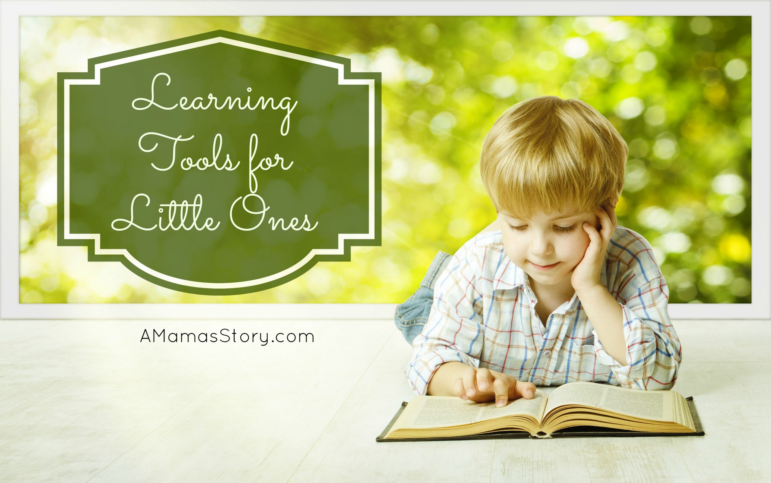 Learning Tools for Little Ones
