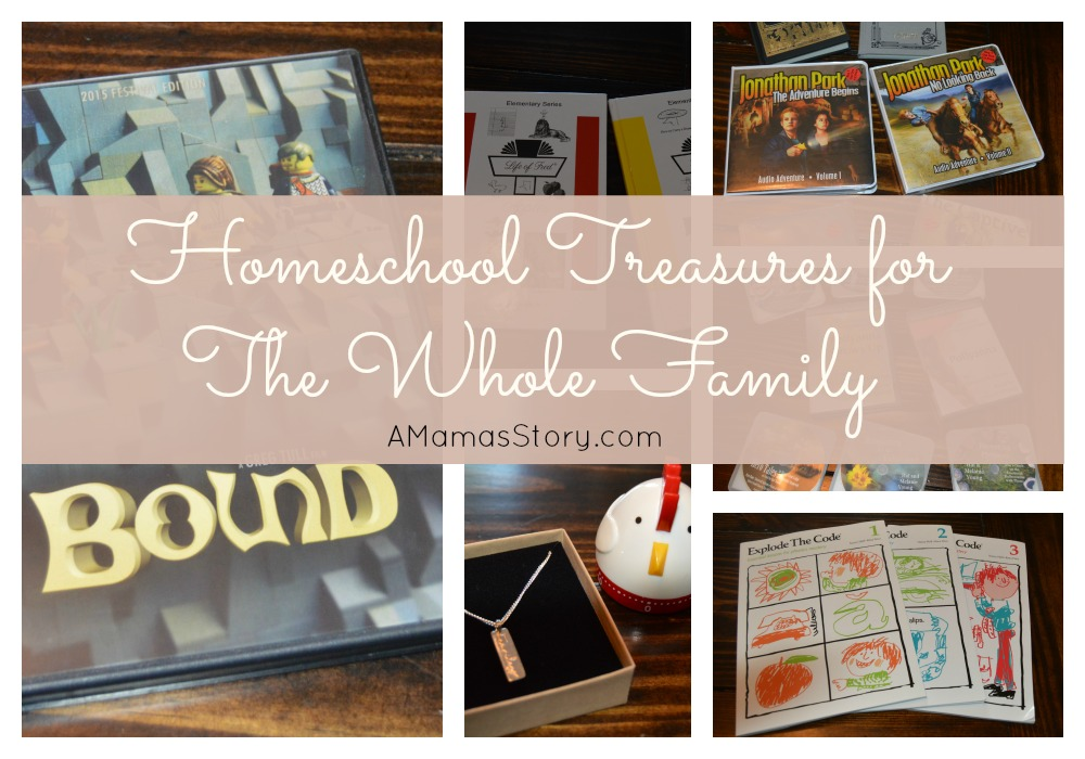 Homeschool Treasures for The Whole Family