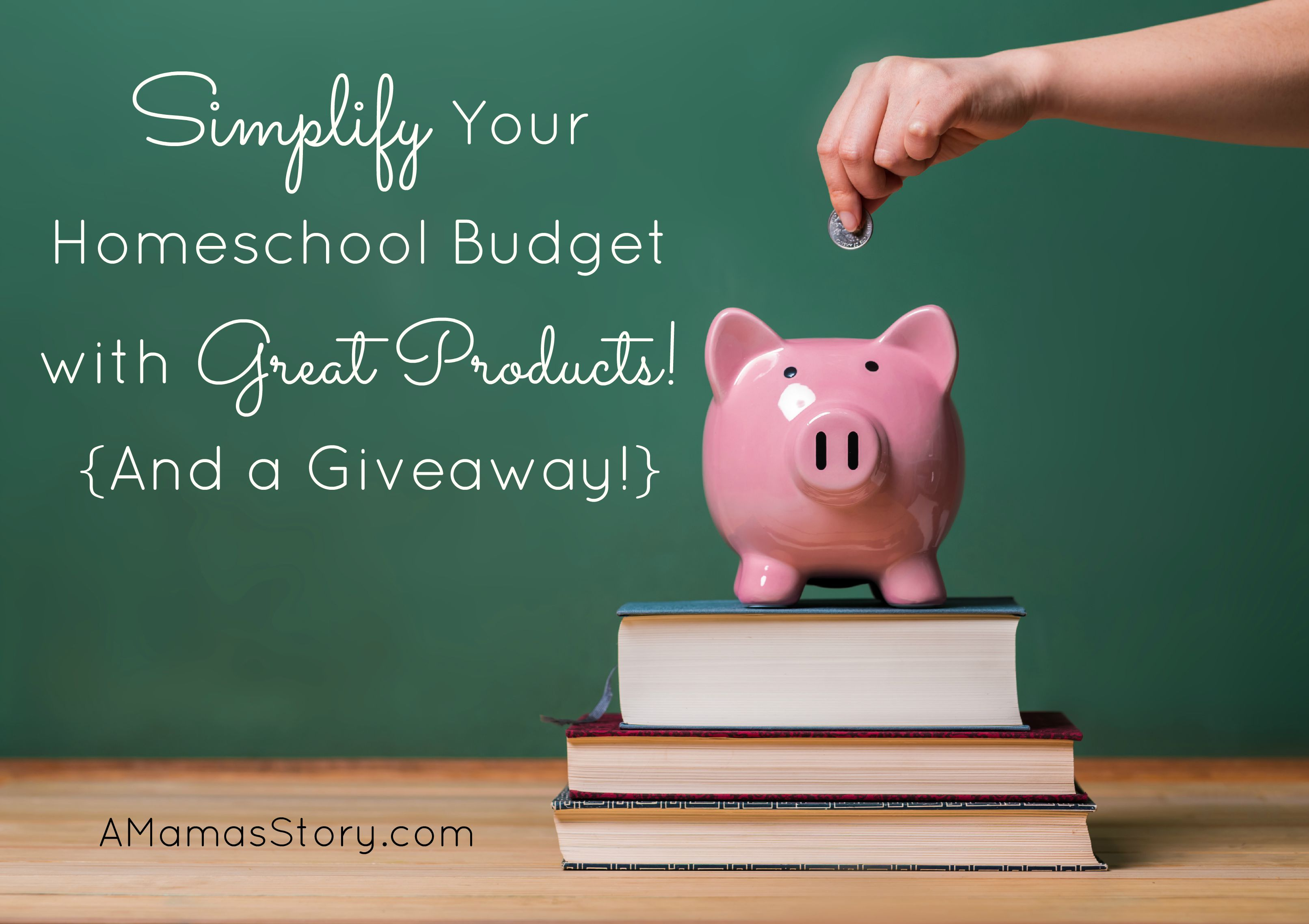 Simplify Your Homeschool Budget With Great Products {And a Giveaway}