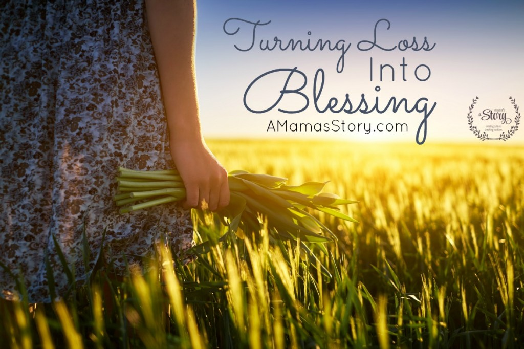 Turning Loss Into Blessing
