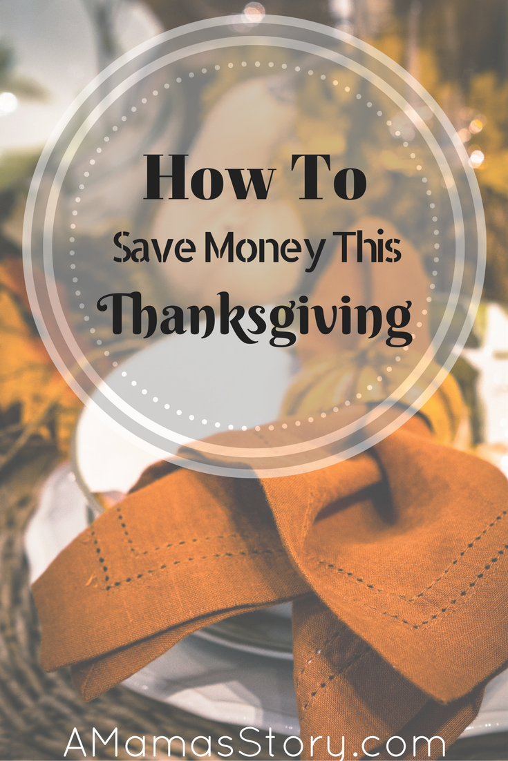 How to Save Money This Thanksgiving