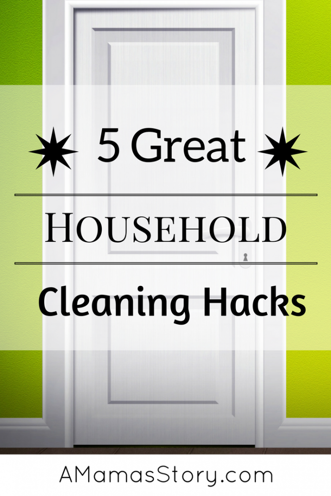 5 great household cleaning hacks for Household hacks