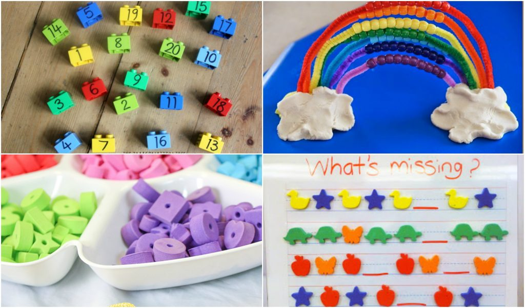 20 Hands-on Math Activities For Kids