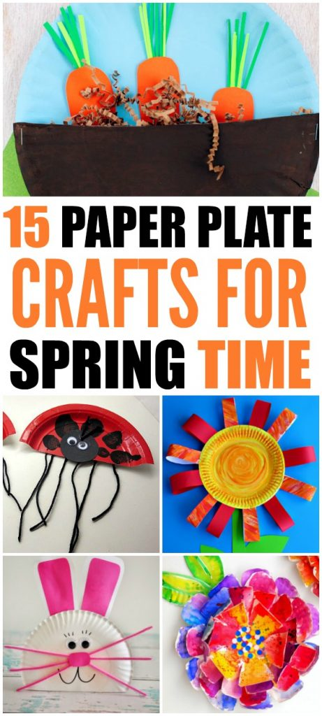 crafts for spring