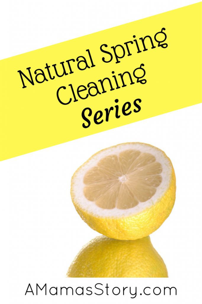 natural spring cleaning