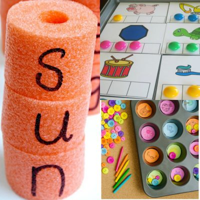 20 Syllable Learning Activities for Kids