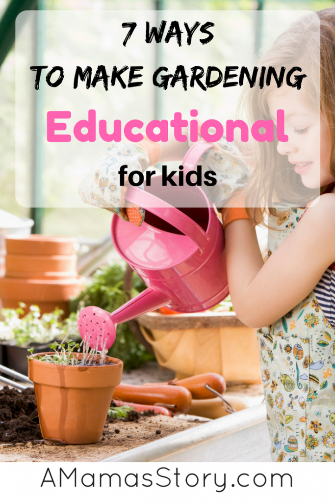gardening educational for kids