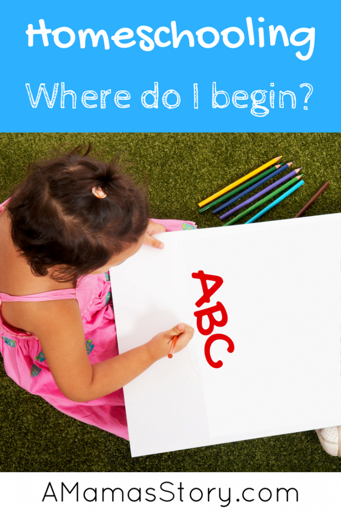 Thinking of homeschooling but aren't sure where to begin? Here are 5 simple steps to get you started in the right direction.