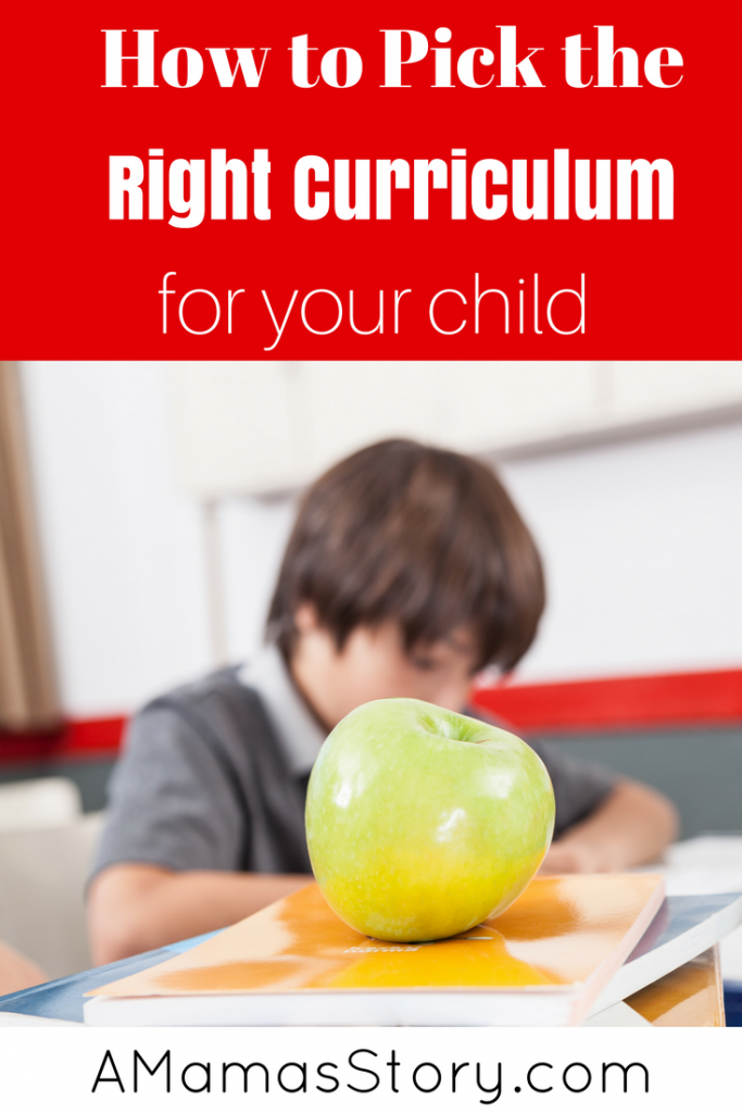 Picking the right curriculum for your homeschooler can feel daunting with so many resources out there. Here's where to start.