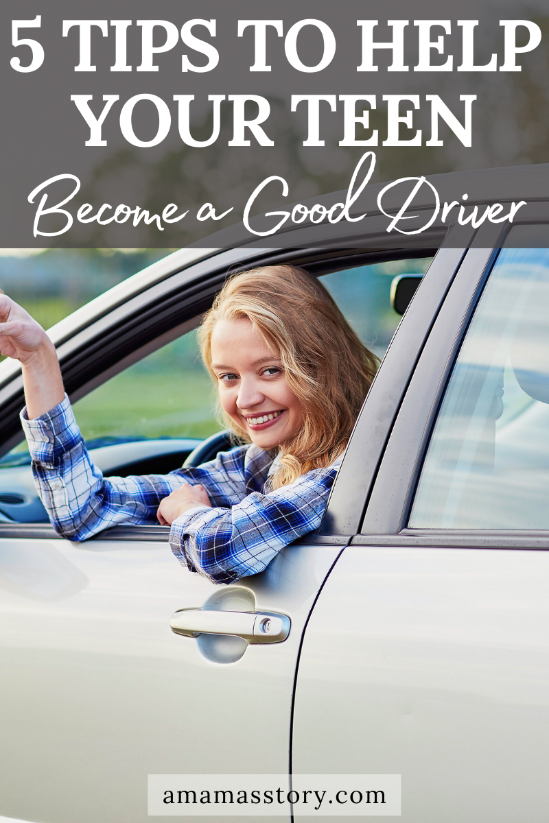 5 Tips to Help your Teen Driver Become a Good Driver